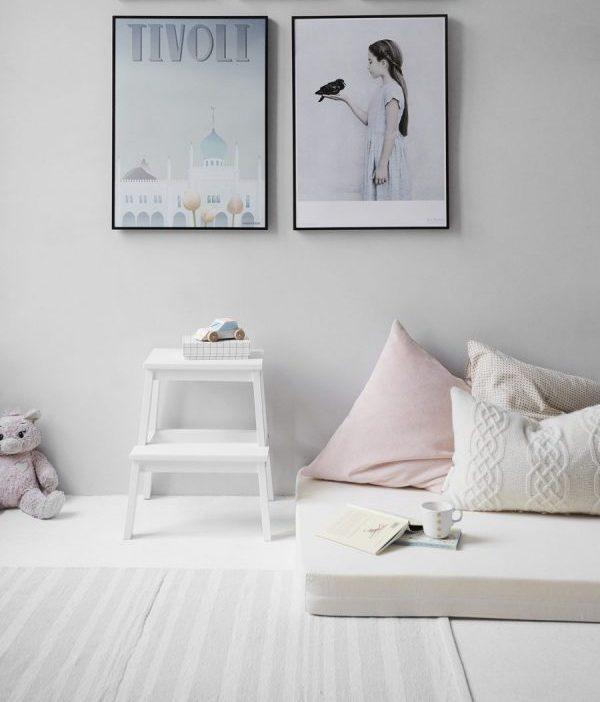 cama colchon dormitorio feng shui