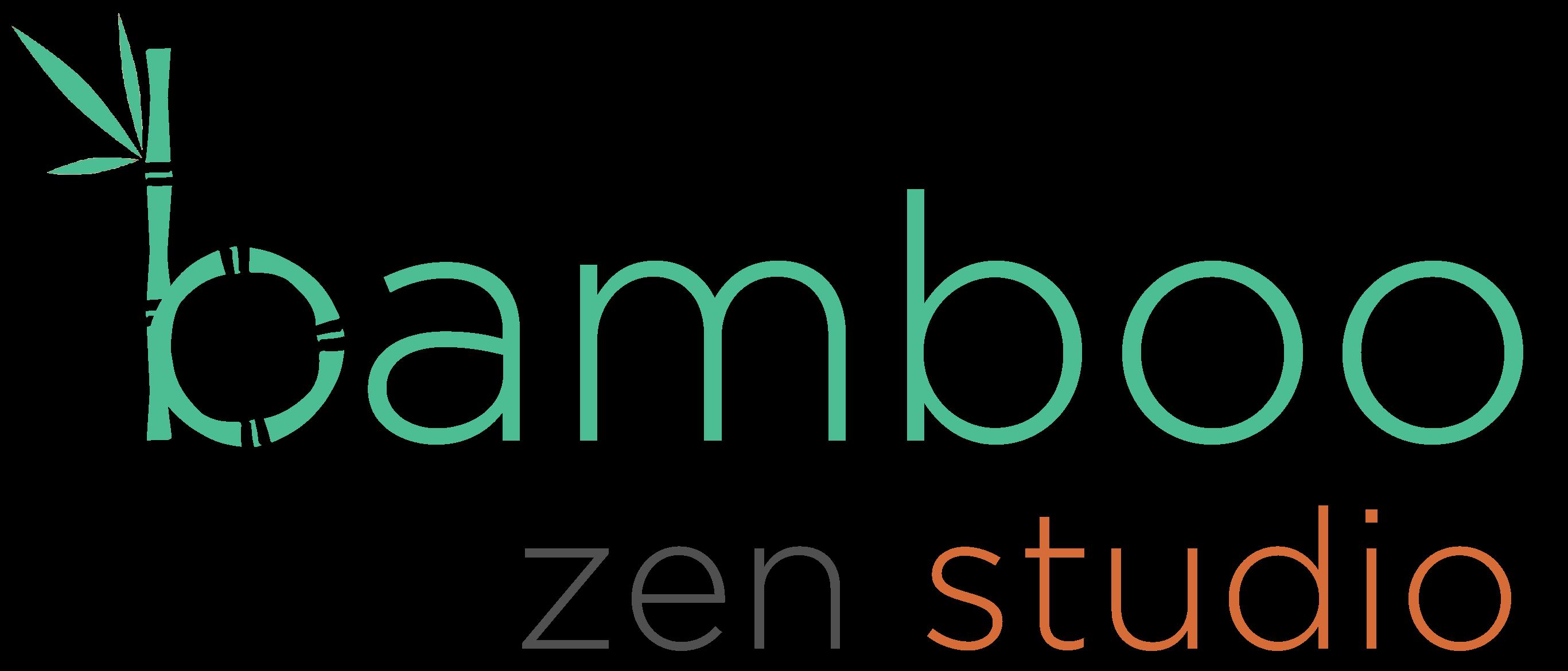 LOGO Bamboo Zen Studio web